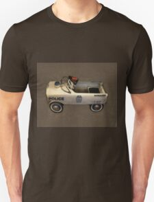 Police Pedal Car T-Shirt