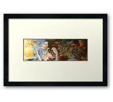 Shivers Framed Print
