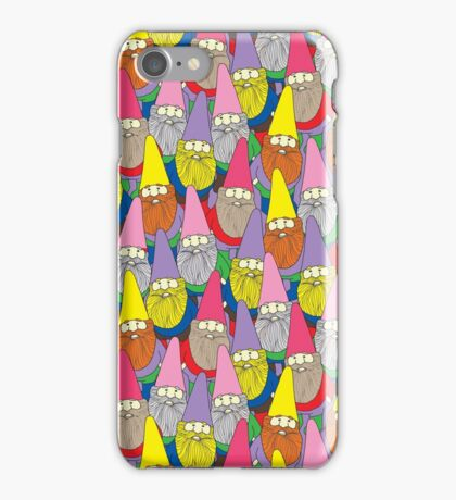 Mister Gnome iPhone Case/Skin