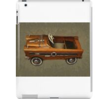 Super Sport Pedal Car iPad Case/Skin