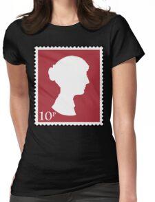 Jane Austen Stamp Womens Fitted T-Shirt