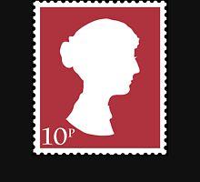 Jane Austen Stamp Long Sleeve T-Shirt