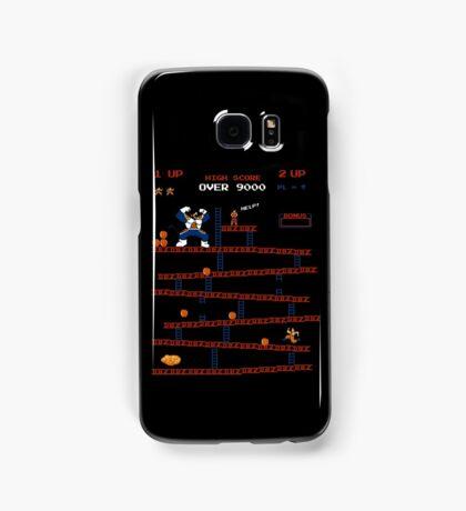 Vegeta Kong Samsung Galaxy Case/Skin