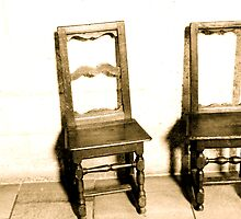 chairs by Jennifer Muller
