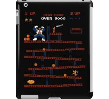 Vegeta Kong iPad Case/Skin