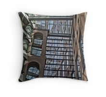 Vancouver Public Library Throw Pillow