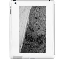 Bark texture iPad Case/Skin