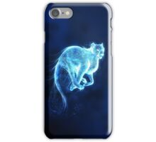 Cheetah Patronus Charm iPhone Case/Skin