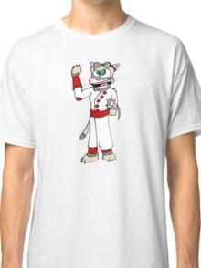 chatvant fou Classic T-Shirt