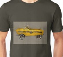 Earth Mover Pedal Car Unisex T-Shirt