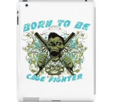Cage Fighter iPad Case/Skin