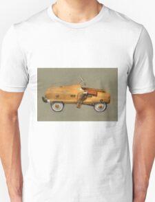 Roy Rogers Pedal Car Unisex T-Shirt