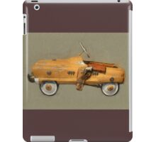 Roy Rogers Pedal Car iPad Case/Skin