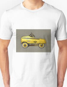 Taxi Cab Pedal Car T-Shirt