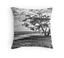 Nudgee Sentinal Throw Pillow