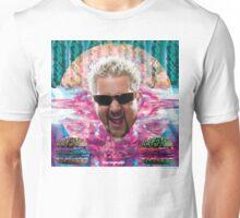 Guy Fieri's tropical BBQ blast Unisex T-Shirt