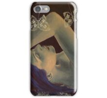 Weaving lace wings... iPhone Case/Skin