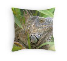 Godzilla Throw Pillow