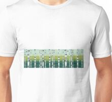 Birches at the Beach Unisex T-Shirt