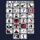 A - Z of Apocalypses by Oran
