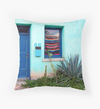 Su Casa Throw Pillow