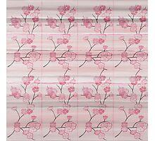 Grange + Blossom Photographic Print