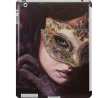 Ingredient of Mystery  iPad Case/Skin