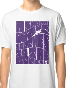 Original 1960s: A smooth wave soothes to the bones Classic T-Shirt