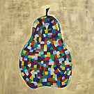 Mosaic Pear by energymagic