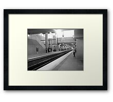 Atlanta 3 Framed Print