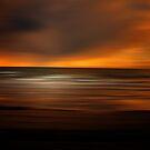 SUNSET DREAMS WHILE THE OCEAN SLEEPS by leonie7