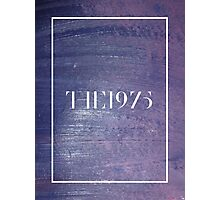 50 shades of purple the 1975 Photographic Print