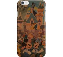 Disney Mickey Mouse Minnie Mouse Alice In Wonderland Disney Princesses iPhone Case/Skin