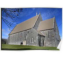 Ballyvaughan church Poster