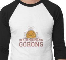 Death Mountain Gorons Men's Baseball ¾ T-Shirt