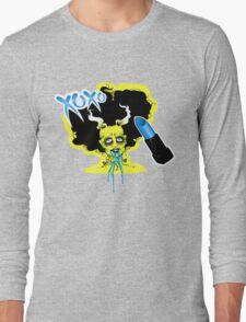 Ms. Monster Loves You Long Sleeve T-Shirt
