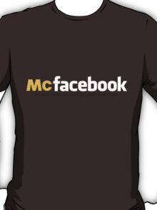 McFacebook T-Shirt