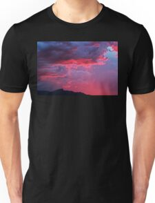 Cotton Candy Clouds II Unisex T-Shirt
