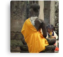 Small Offerings Canvas Print
