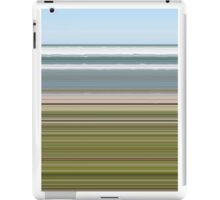 Sky Water Beach Grass iPad Case/Skin
