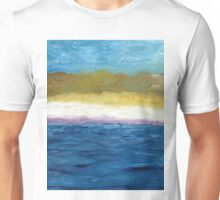 Abstract Dunes lll Unisex T-Shirt