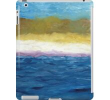 Abstract Dunes lll iPad Case/Skin