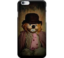 Tears of a Clown iPhone Case/Skin