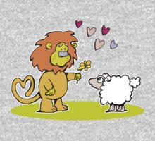 And so the lion fell in love with the lamb One Piece - Long Sleeve