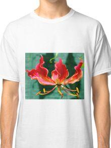 Flame Blossom Classic T-Shirt