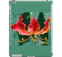 Flame Blossom iPad Case/Skin