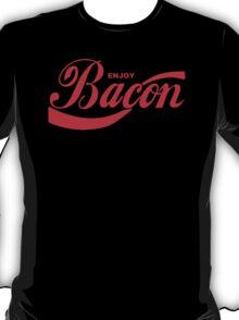 Enjoy Bacon Mens Womens Hoodie / T-Shirt T-Shirt