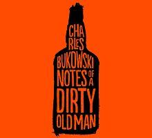 Charles Bukowski Notes T-Shirt
