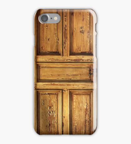 25.5.2015: Old Door iPhone Case/Skin