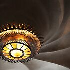 Gaudi's ceiling by Robyn Lakeman
